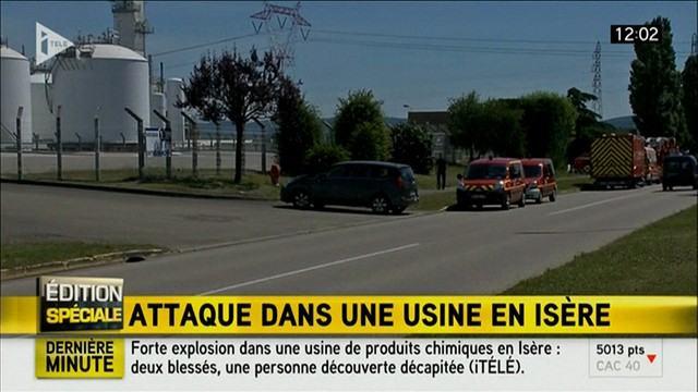 Ataques na França, Tunísia e Kuwait ocorreram no mesmo momento.