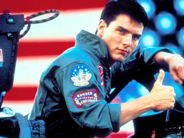 Maverick, personagem de Tom Cruise, estará presente em Top Gun 2