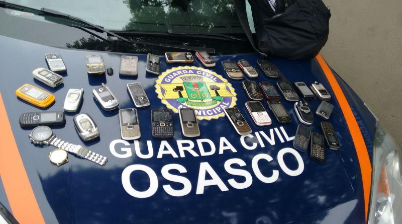 GCM de Osasco prende ladras de celulares