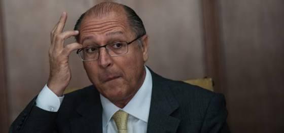 Governador, Geraldo Alckmin, entra na justiça contra paralisação e critica professores e metroviários
