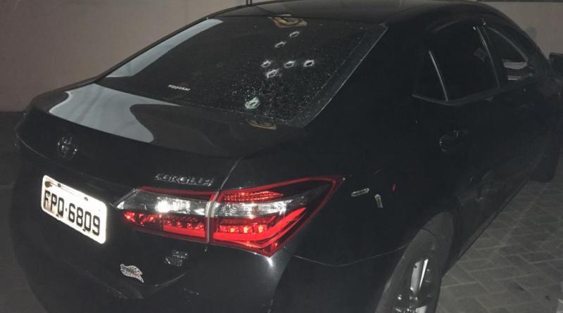 Esposa de motorista também foi atingida por disparos que vitimaram Osvaldo Verginio