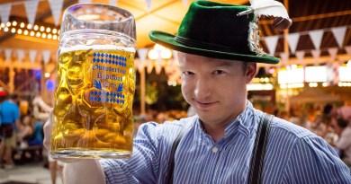Neste sábado tem homenagem ao Oktoberfest, no Pátio Osasco
