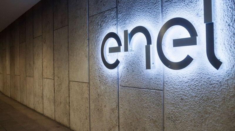 Logo da Enel