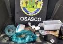 GCM prende traficante com 1kg de cocaína no Santa Rita