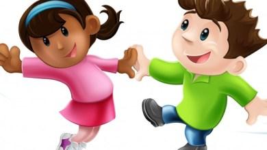 Танцуващи хлапета