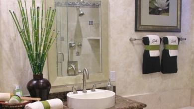 Мивка по Фън шуй в модерната баня