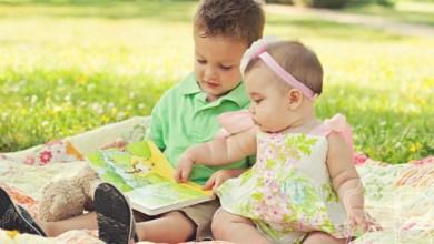 Отношения между по-голямото дете и бебето