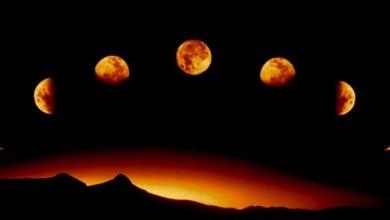 Лунен календар с Фазите на луната за 2018 година
