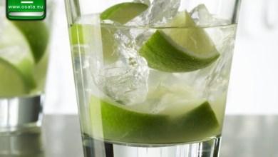 Рецепта за кайпироска (кайпириня с водка)