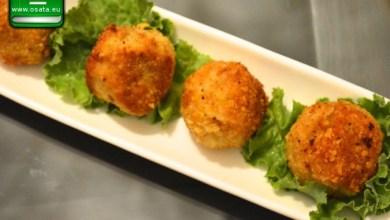 Рецепта за картофени кюфтета със сирене и лук