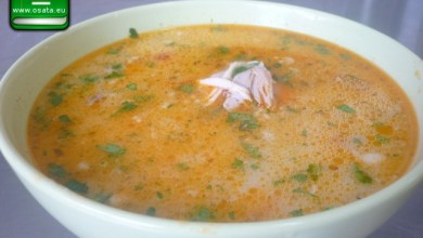 Рецепта за Класическа пилешка супа