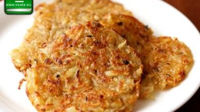 Рецепта за картофени рьощи на фурна
