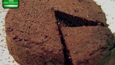 Рецепта за шоколадов кейк с бадемово брашно