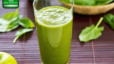Рецепта за смути с авокадо, краставица и магданоз