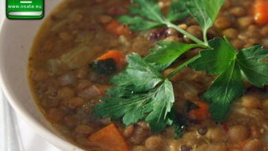 Рецепта за Супа от леща