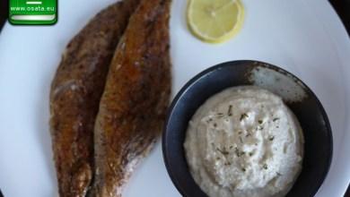 """Рецепта за класическа """"скордаля"""" (гръцки сос за риба)"""