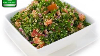 "Рецепта за арабска салата ""табуле"" с булгур и магданоз"