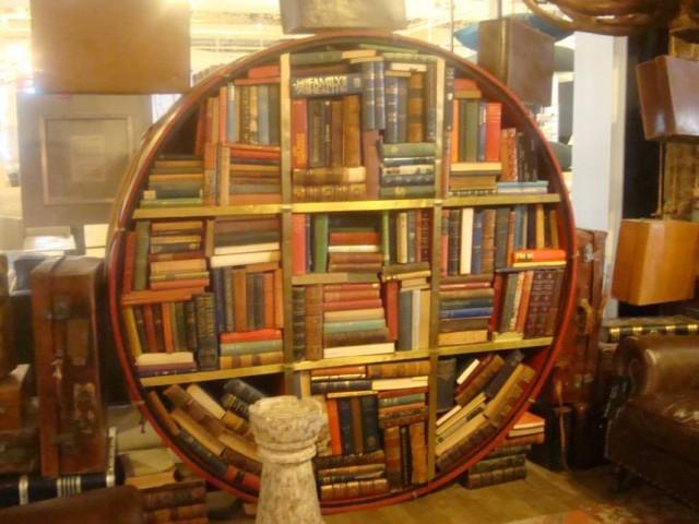 Kак да обзведем домашната библиотека