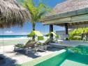 Наладху, Малдиви - вила с басейн