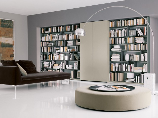 Топ идеи как да обзведете вашата домашна библиотека