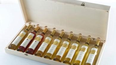 Стил с изискани десертни вина от Австрия