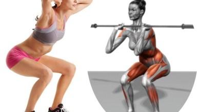 Клякането е едно от най-ефективните упражнения против целулит