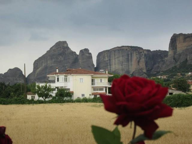 Почивка в Калабака,Централна Гърция - Манастирски комплекс Метеора