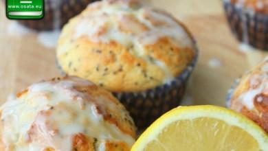 Рецепта как да приготвим лимонови мъфини със семена от чиа