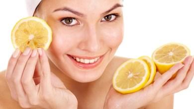 Маска за лице с лимон