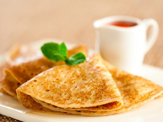 Рецепта за палачинки с прясно мляко или вода
