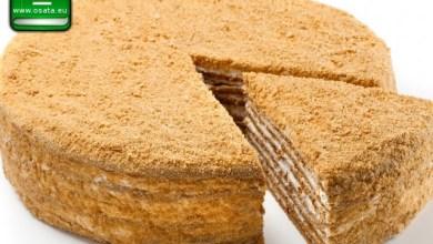Рецепта как да приготвим френска селска торта медовик