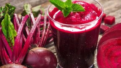 Прясно изцеденият сок от червено цвекло е много полезен