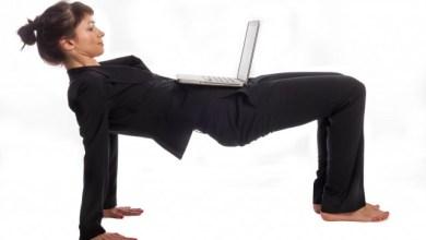 Фитенс упражнения за заети жени