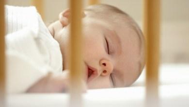Проблеми със спане при бебета