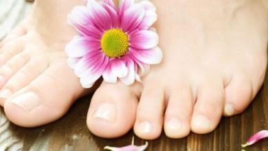 Гъбички по ноктите на краката