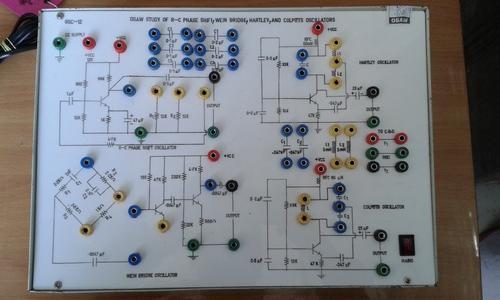 OSAW Oscillators Training Kit