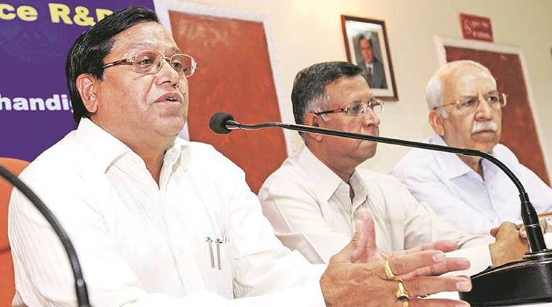 V.K Saraswat, who was awarded the Padmashri in 1998 and Padmabhushan in 2013, appointed JNU Chancellor