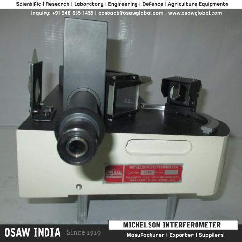 Manufacturer, Exporter and Supplier of Optical Equipment
