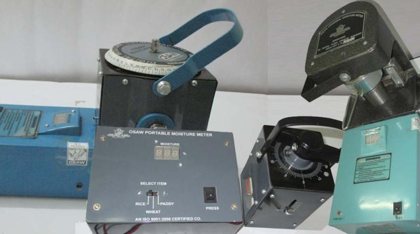 Grain Moisture Meter Manufacturer
