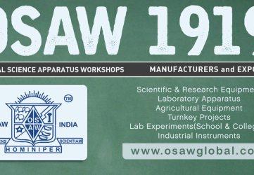 OSAW India Lab Apparatus