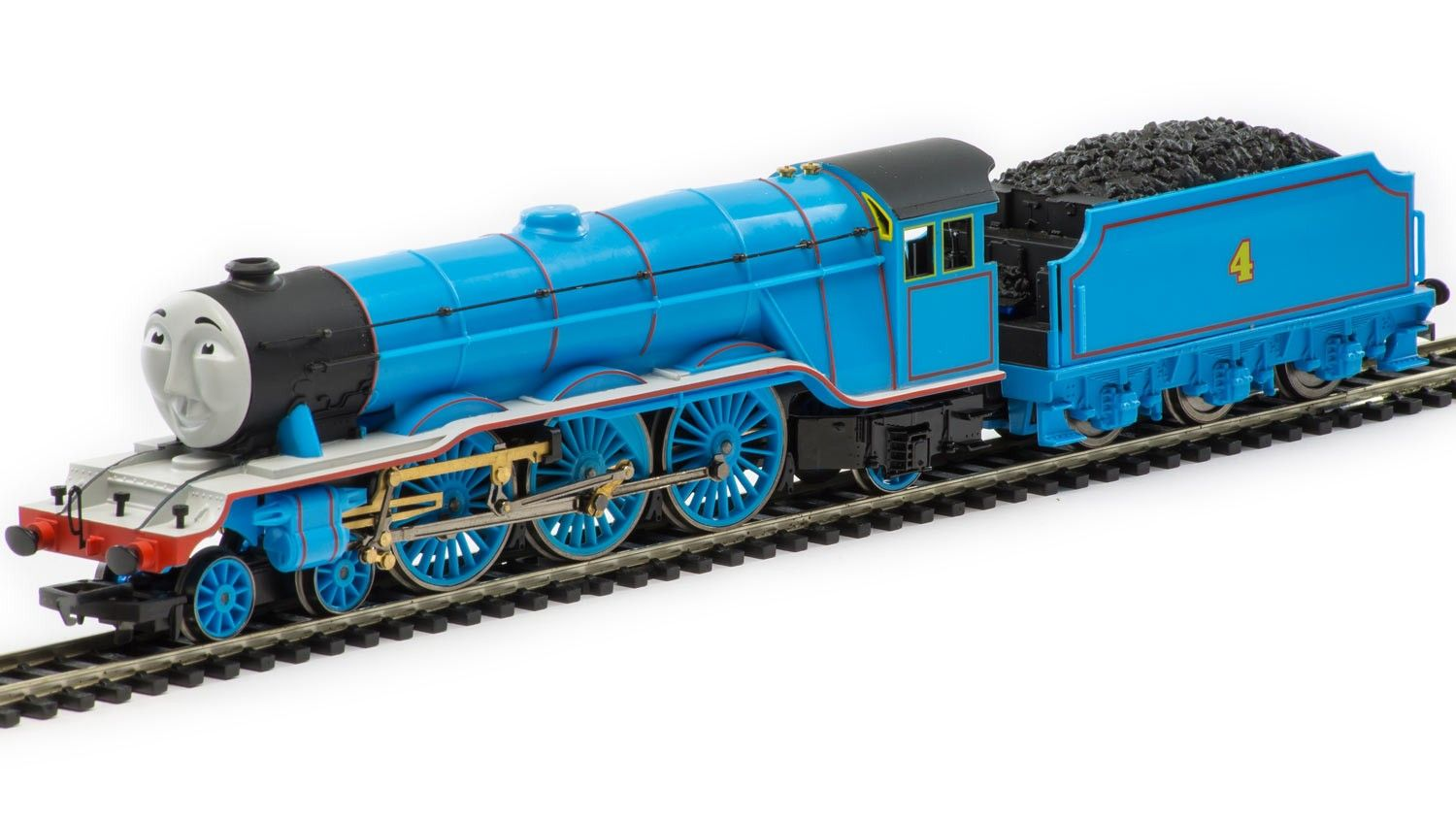 R Hornby Gordon The Big Blue Engine