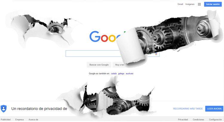 Maquinaria de Google