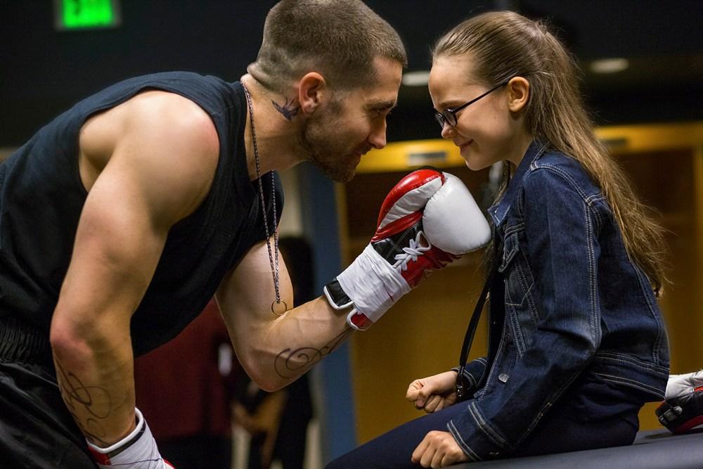 Jake Gyllenhaal ve Oona Laurence