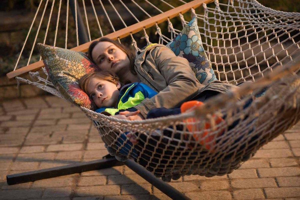Jacob Tremblay ve Brie Larson
