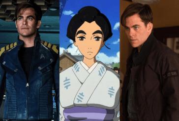 Rötarlı Üçlü: Finest Hours, Star Trek, Hokusai