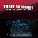 Three Billboards & CMBYN