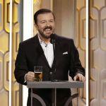 Ricky Gervais, Altın Küre sahnesine geri dönüyor