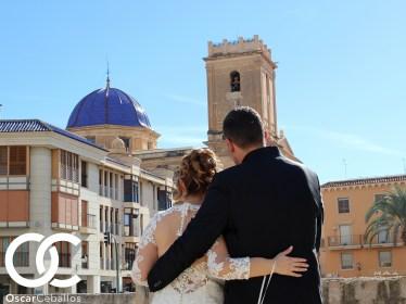 Oscar Ceballos fotografo de bodas Elche