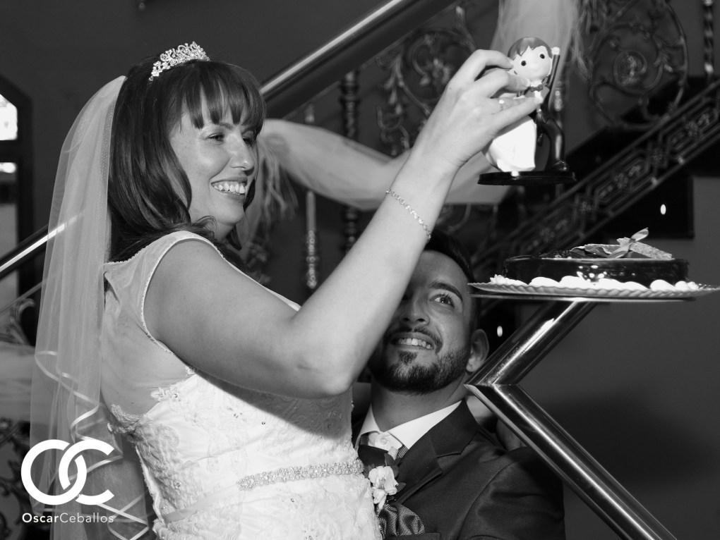 Ver las fotografías de la boda