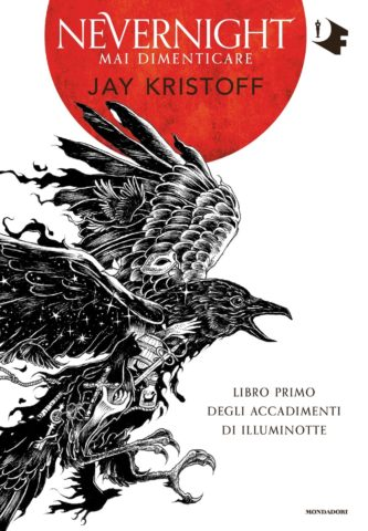 Nevernight. Mai dimenticare Book Cover
